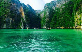 Island Phang Nga Bay